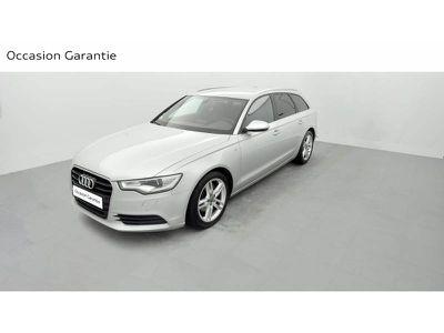 Audi A6 Avant 2.0 TDI DPF 177 S Line Multitronic A occasion