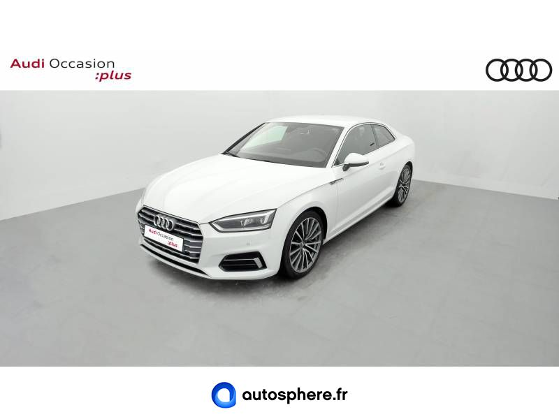 AUDI A5 2.0 TDI 190 S TRONIC 7 S LINE - Photo 1
