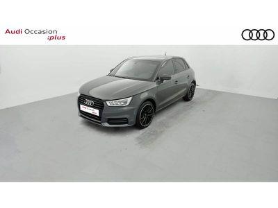 Audi A1 Sportback 1.6 TDI 116 S tronic 7 Midnight Series occasion