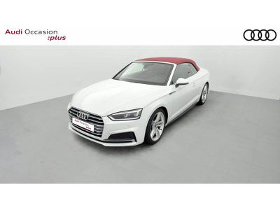 Audi A5 Cabriolet 40 TFSI 190 S tronic 7 S Line occasion