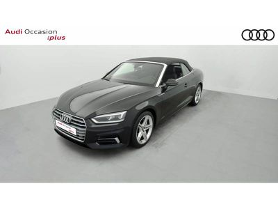 Audi A5 Cabriolet 2.0 TDI 190 S tronic 7 S Line occasion