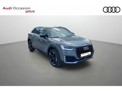 Audi Q2 1.4 TFSI COD 150 ch S tronic 7 Launch Edition Luxe occasion