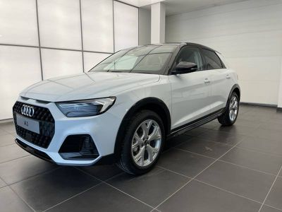 Audi A1 Citycarver 35 TFSI 150 ch S tronic 7 Design Luxe occasion