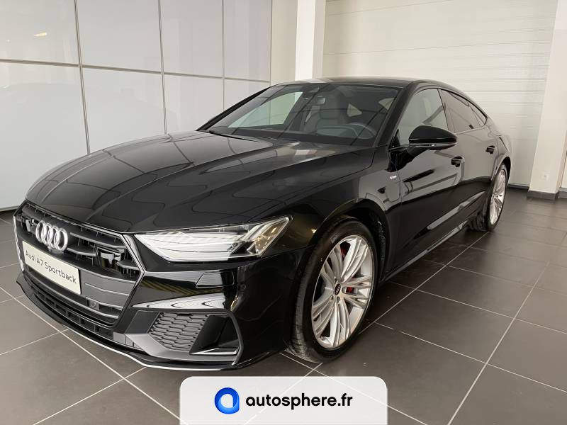 AUDI A7 SPORTBACK 55 TFSIE 367 S TRONIC 7 QUATTRO ULTRA COMPETITION - Photo 1