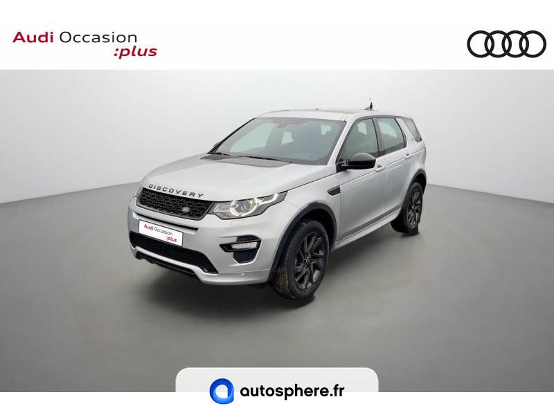LAND-ROVER DISCOVERY SPORT MARK III TD4 150CH BVA EXECUTIVE - Photo 1