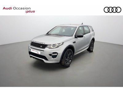 LAND-ROVER DISCOVERY SPORT MARK III TD4 150CH BVA EXECUTIVE - Miniature 1