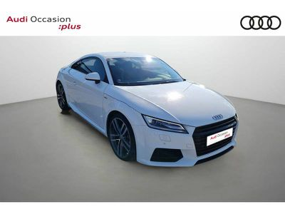 Audi Tt Coupe 1.8 TFSI 180 S tronic 7 S line occasion