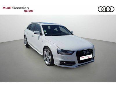 Audi A4 Avant V6 3.0 TDI 204 S Line Multitronic A occasion