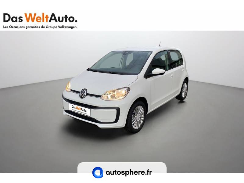 VOLKSWAGEN UP! UP 1.0 65 BLUEMOTION TECHNOLOGY BVM5 UNITED - Photo 1