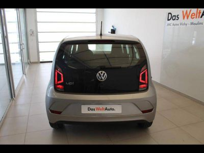 VOLKSWAGEN UP! 1.0 60 BLUEMOTION TECHNOLOGY BVM5 MOVE UP! - Miniature 4