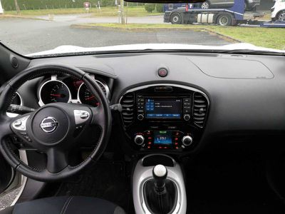 NISSAN JUKE 1.2E DIG-T 115 START/STOP SYSTEM CONNECT EDITION - Miniature 4