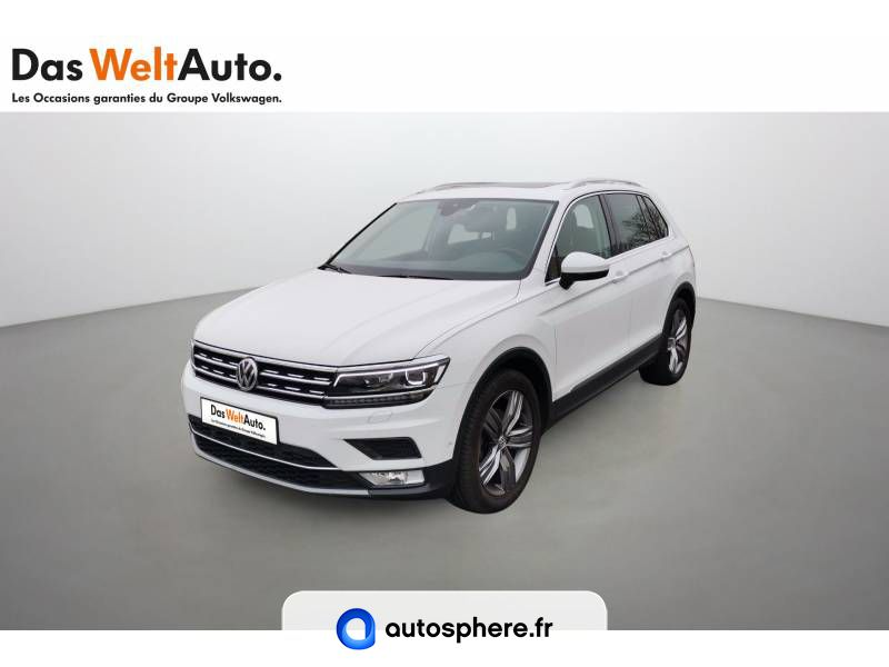 VOLKSWAGEN TIGUAN 2.0 TDI 150 DSG7 CARAT EXCLUSIVE - Photo 1