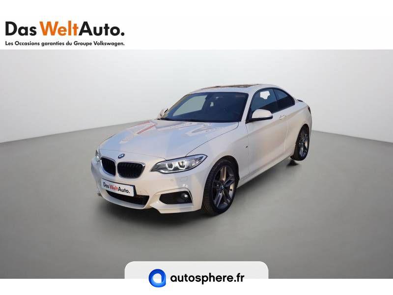 BMW SERIE 2 COUPE COUPé 220D XDRIVE 190 CH M SPORT A - Photo 1