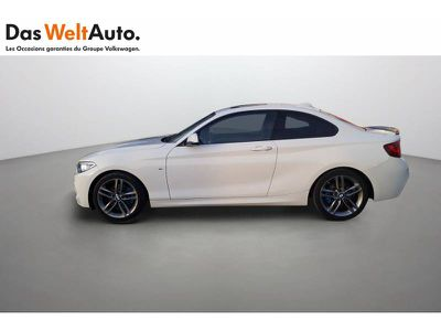 BMW SERIE 2 COUPE COUPé 220D XDRIVE 190 CH M SPORT A - Miniature 2