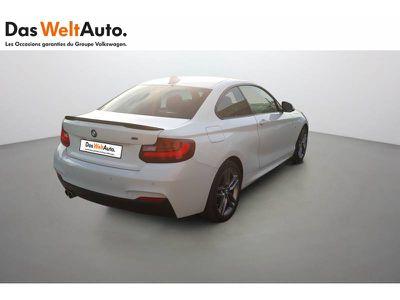 BMW SERIE 2 COUPE COUPé 220D XDRIVE 190 CH M SPORT A - Miniature 4