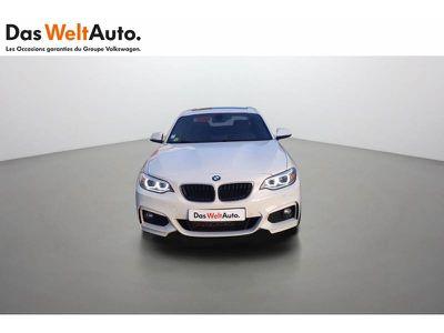 BMW SERIE 2 COUPE COUPé 220D XDRIVE 190 CH M SPORT A - Miniature 5
