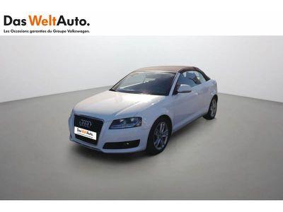 Audi A3 Cabriolet 2.0 TDI 140 DPF Ambition occasion