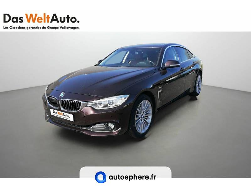 BMW SERIE 4 GRAN COUPE GRAN COUPé 430D XDRIVE 258 CH LUXURY A - Photo 1