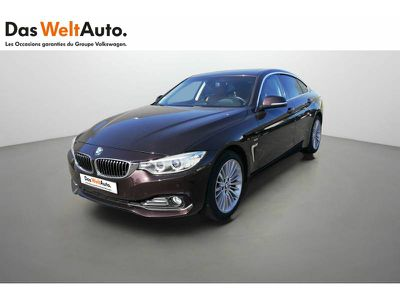 Bmw Serie 4 Gran Coupe Gran Coupé 430d xDrive 258 ch Luxury A occasion