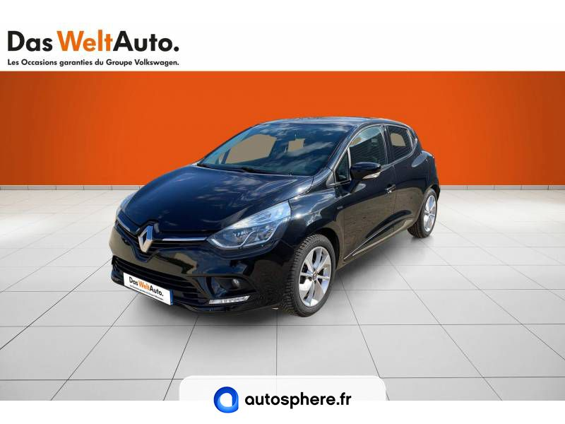 RENAULT CLIO TCE 90 ENERGY LIMITED - Photo 1