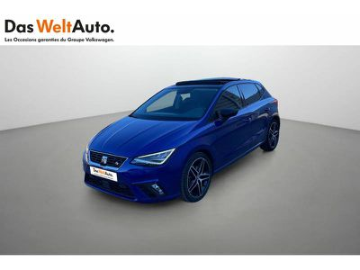 Seat Ibiza 1.0 EcoTSI 115 ch S/S BVM6 FR occasion