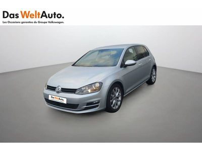 Volkswagen Golf 1.4 TSI 125 BlueMotion Technology Carat occasion