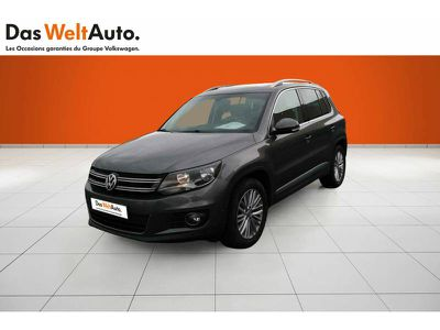 Volkswagen Tiguan 2.0 TDI 110 FAP BlueMotion Technology Cup occasion