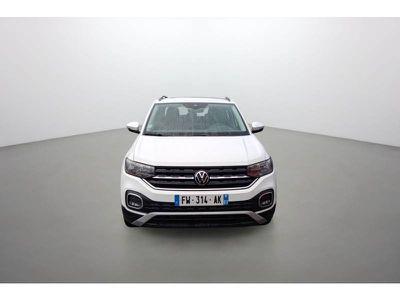 Volkswagen T-cross 1.0 TSI 110 Start/Stop DSG7 United occasion