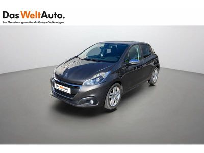 Peugeot 208 1.6 BlueHDi 100ch BVM5 Allure occasion