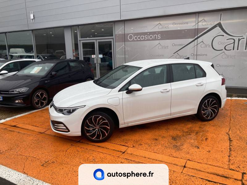 VOLKSWAGEN GOLF 1.4 HYBRID RECHARGEABLE OPF 204 DSG6 STYLE 1ST - Photo 1