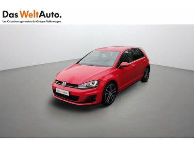 Volkswagen Golf 2.0 TDI 184 BlueMotion Technology FAP GTD occasion