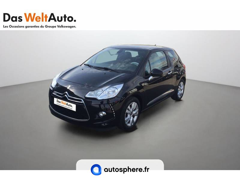 CITROEN DS 3 E-HDI 90 SO CHIC ETG6 - Photo 1