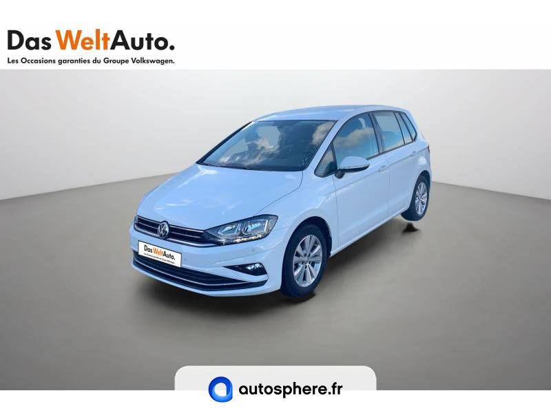 VOLKSWAGEN GOLF SPORTSVAN 1.6 TDI 115 BMT FAP BVM5 CONFORTLINE BUSINESS - Photo 1