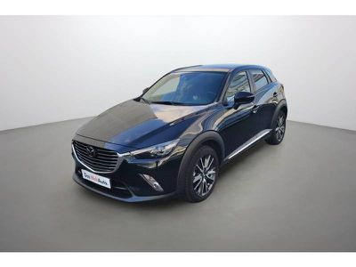 Mazda Cx-3 1.5L Skyactiv-D 105 4x4 Selection occasion