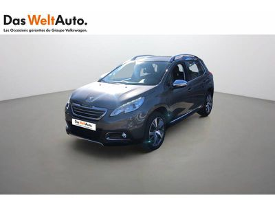 Peugeot 2008 1.6 BlueHDi 120ch S&S BVM6 Allure occasion