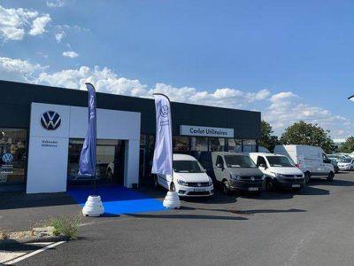 Volkswagen Crafter Van e- 35 L3H3 136 CH BVA  occasion