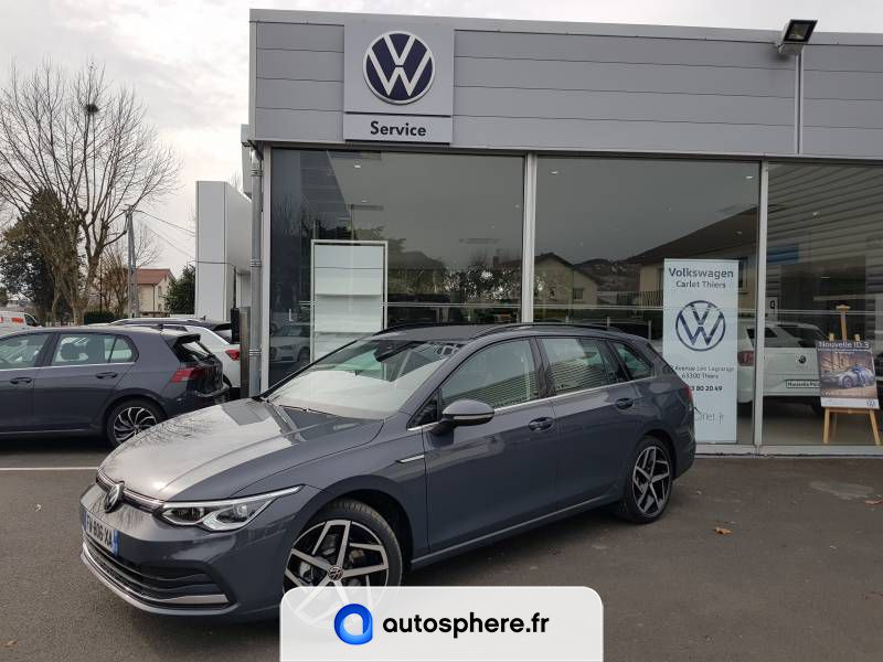 VOLKSWAGEN GOLF SW 2.0 TDI SCR 150 DSG7 STYLE - Photo 1