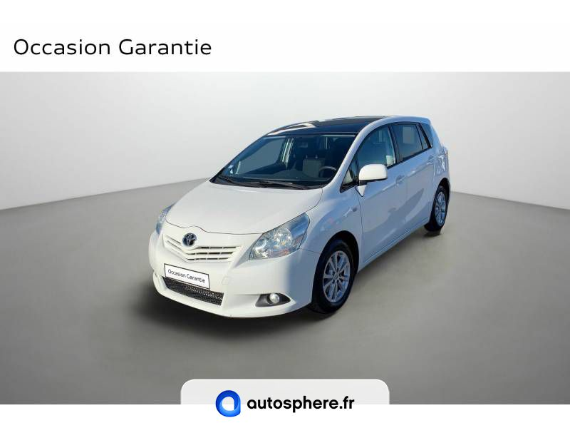 TOYOTA VERSO 126 D-4D 5PL FAP SKYVIEW - Photo 1