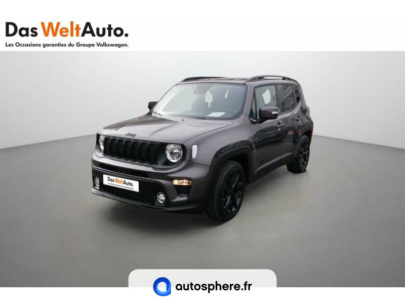 JEEP RENEGADE 1.6 L MULTIJET 120 CH BVM6 BROOKLYN EDITION - Photo 1