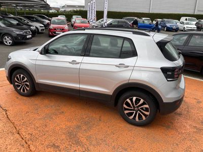 VOLKSWAGEN T-CROSS 1.0 TSI 110 START/STOP BVM6 ACTIVE - Miniature 3