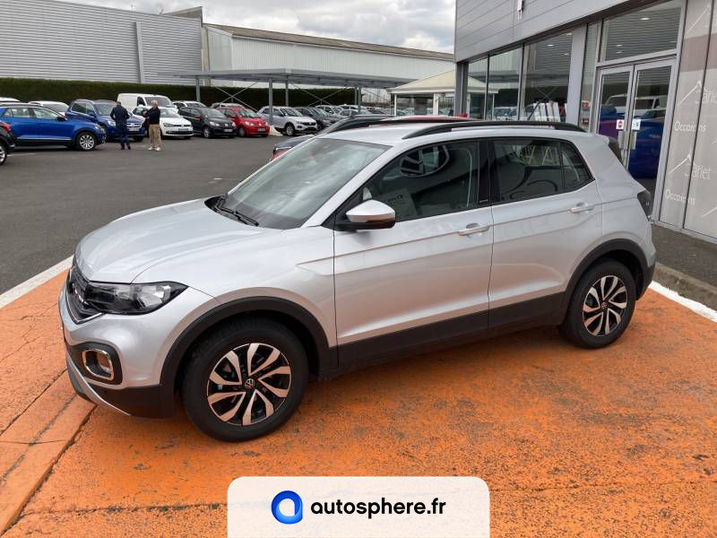 VOLKSWAGEN T-CROSS 1.0 TSI 110 START/STOP BVM6 ACTIVE - Photo 1