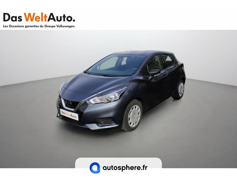 NISSAN MICRA 1.0 - 71 VISIA PACK - Photo 1
