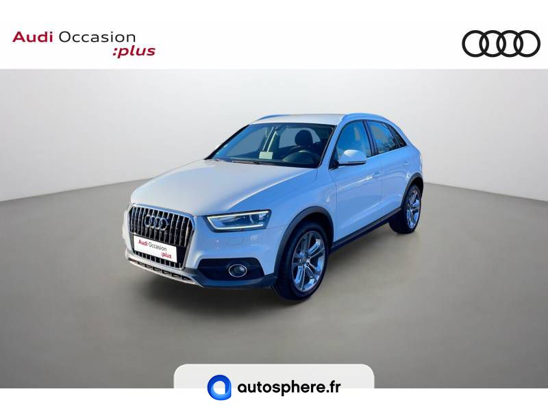 AUDI Q3 2.0 TDI 140 CH ATTRACTION - Photo 1