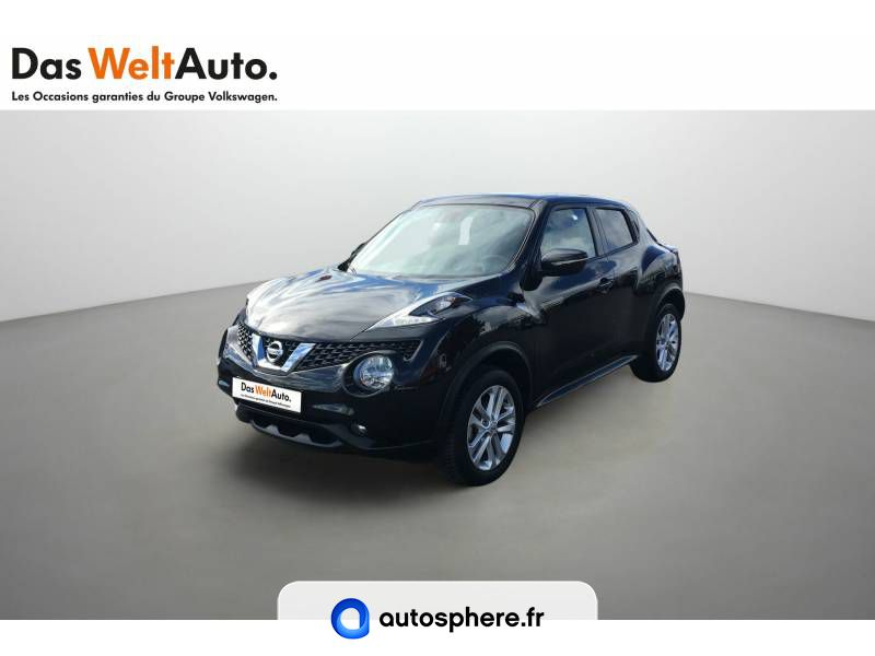 NISSAN JUKE 1.5 DCI 110 FAP START/STOP SYSTEM N-CONNECTA - Photo 1