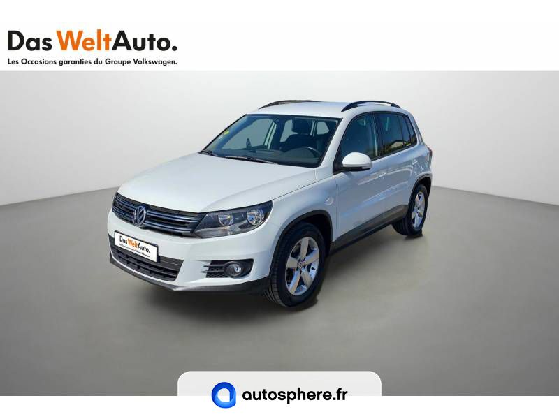 VOLKSWAGEN TIGUAN 2.0 TDI 140 FAP BLUEMOTION TECHNOLOGY BUSINESS - Photo 1