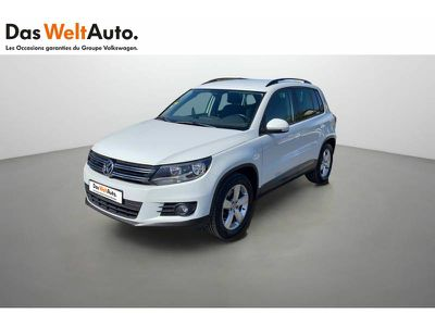 Volkswagen Tiguan 2.0 TDI 140 FAP BlueMotion Technology Business occasion
