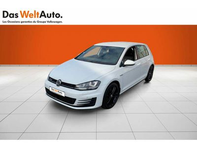 Volkswagen Golf 2.0 TDI 184 BlueMotion Technology FAP GTD occasion