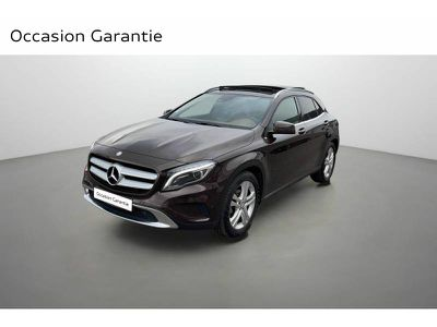 Mercedes Gla 220 CDI 4-Matic Sensation 7-G DCT A occasion