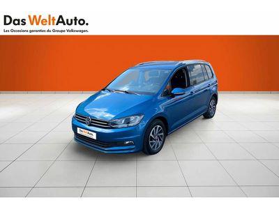 Volkswagen Touran 1.2 TSI 110 BMT 7pl Sound occasion