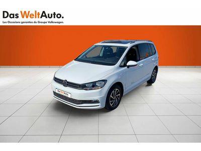 Leasing Volkswagen Touran 1.6 Tdi 115 Bmt Dsg7 7pl Connect